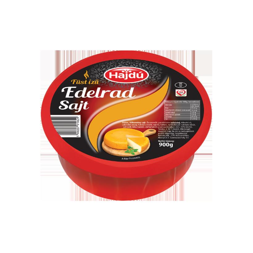 Hajdú Edelrad - füst ízű