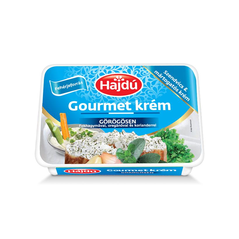 Hajdú Gourmet krém - Görög