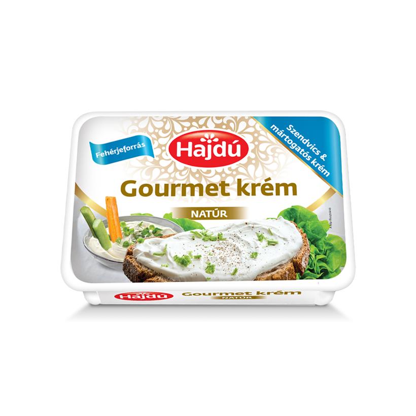 Hajdú Gourmet krém - Natúr