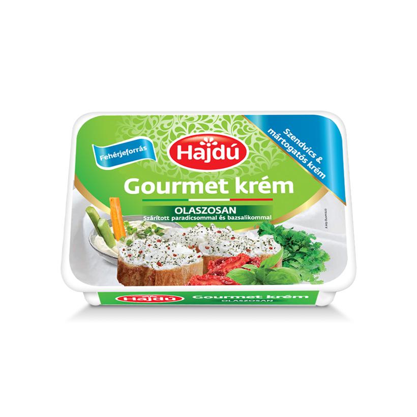 Hajdú Gourmet krém - Olasz